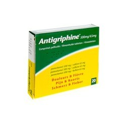 ANTIGRIPHINE 20 COMP