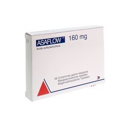 ASAFLOW 160MG 56 COMP