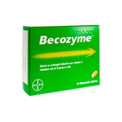 BECOZYME 60 COMP