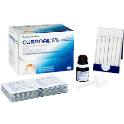 CURANAIL VERNIS A ONGLE 2.5ML