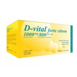 D-VITAL FORTE CITRON 1000/880 90 SACHETS