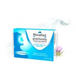 RHINATHIOL ANTIRHINITIS 40 TABL