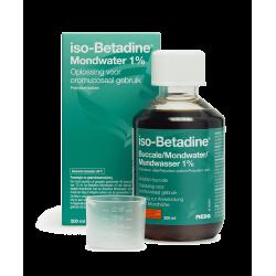 ISO-BETADINE BUCCALE 1% 200ML