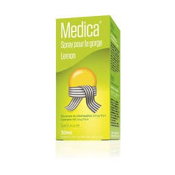 MEDICA SITRON SPRAY GORGE