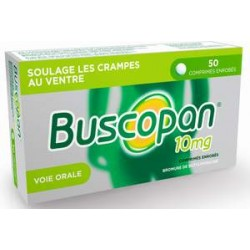 BUSCOPAN 10 MG 50 TABL