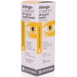 ALLERGO COMOD COLLYRE 10ML