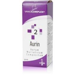 VANOCOMPLEX N 2 AURIN GOUTTES 50ML