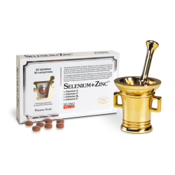SELENIUM+ZINC PHARMA-NORD 150 COMP