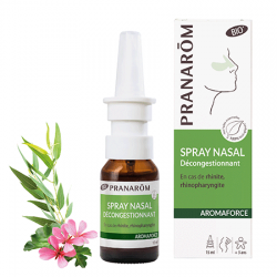 AROMAFORCE SPRAY NASAL DECONGESTIONNANT 15ML PRANAROM