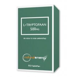 NATURAL ENERGY L-TRYPTOPHANE 500 MG 60 GELULES