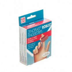 ZENOPLAST ROBUST FINGERSTRIPS 20 PIECES 2X16CM
