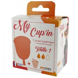 MY CUP'IN COUPE MENSTRUELLE TAILE 1