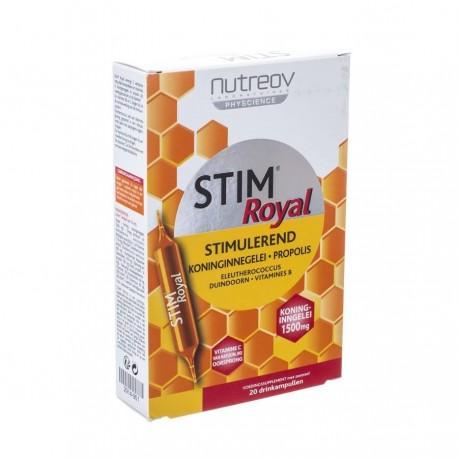 STIM ROYAL FORTIFIANT 20 AMPOULES
