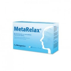 METARELAX 45 GELULES METAGENICS