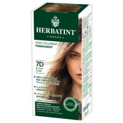 HERBATINT SOIN COLORANT PERMANENT 7D BLONC DORE
