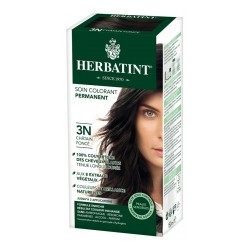 HERBATINT SOIN COLORANT PERMANENT 3N CHATAIN FONCE 150 ML