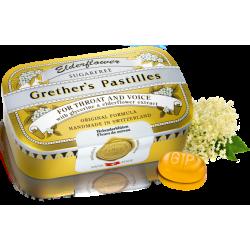 GRETHER'S PASTILLES SUREAU PASTILLES SANS SUCRE 110 G