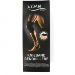 SLOAN SPORT GENOUILLERE S NOIRE