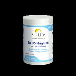BE-LIFE ZN B6 MAGNUM 60 GELULES