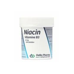 DEBA NIACINE 10 MG VITAMINE B3 240 COMPRIMES